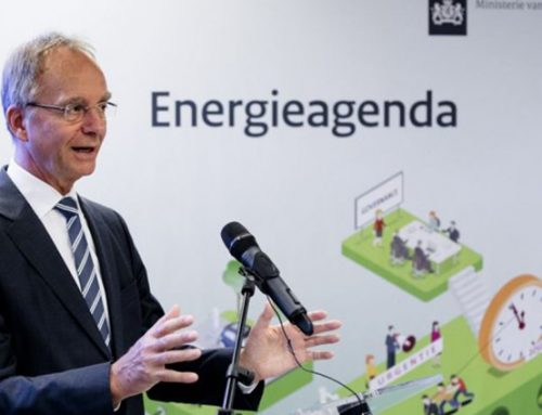 Energieagenda Rijksoverheid